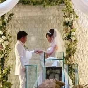 結婚式 人前式