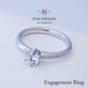 朝倉市 エンゲージリング 婚約指輪