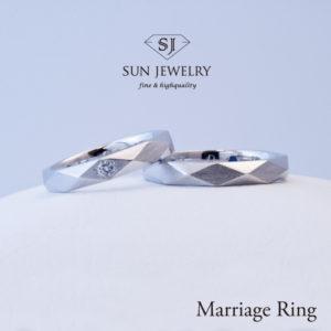 久留米市 結婚指輪 マリッジリング