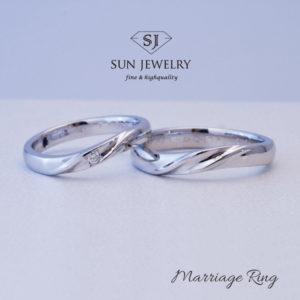 佐賀市 結婚指輪 マリッジリング