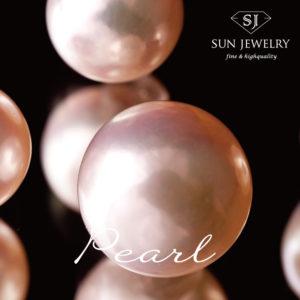 6月誕生石 真珠 パール
